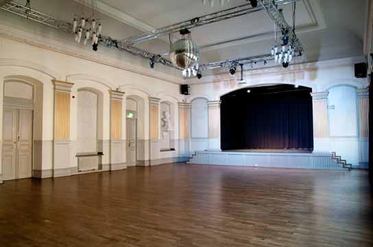 45585beb6044 Våra danslokaler – La Candela Salsa Academy, Malmö